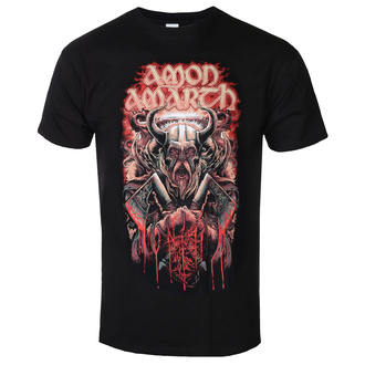 t-shirt metal men's Amon Amarth - FIGHT - PLASTIC HEAD, PLASTIC HEAD, Amon Amarth