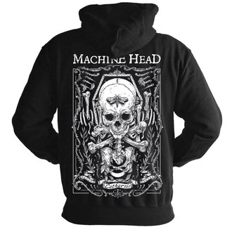 hoodie men's Machine Head - Moth - NUCLEAR BLAST, NUCLEAR BLAST, Machine Head