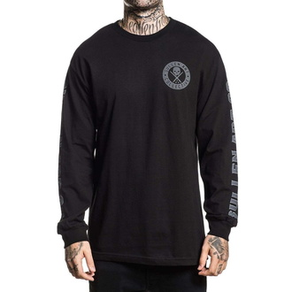 Men's shirt with a long sleeve SULLEN - BOH - BLACK, SULLEN