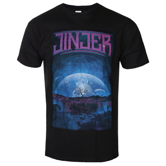 t-shirt metal men's Jinjer - Purple Haze - NAPALM RECORDS, NAPALM RECORDS, Jinjer