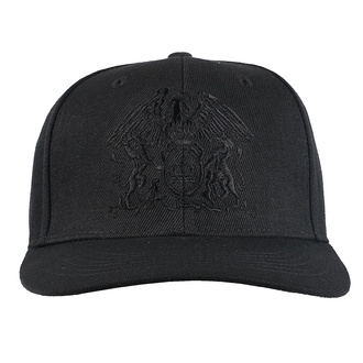 Cap Queen - Crest BL - ROCK OFF, ROCK OFF, Queen