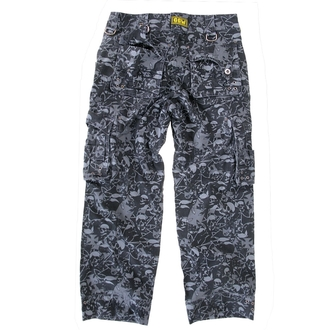 pants men HEAVENLY DEVIL - GGW45 - Trousers - Camo