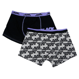 Men's trunks (set of 2 pieces) Black Sabbath - UWEAR, UWEAR, Black Sabbath