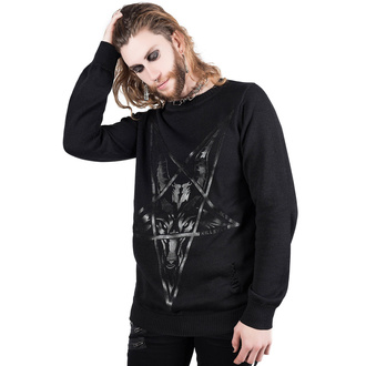 Men's jumper KILLSTAR - King Of The Damned, KILLSTAR