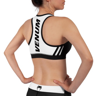 Sports bra VENUM - Power 2.0 - Black / White, VENUM