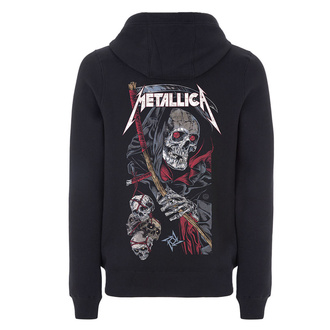 hoodie men's Metallica - Death Reaper - NNM, NNM, Metallica