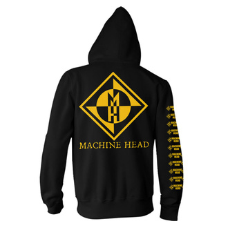 hoodie men's Machine Head - Diamond - NNM, NNM, Machine Head