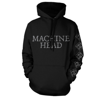 hoodie men's Machine Head - Lion Crest Rays - NNM, NNM, Machine Head