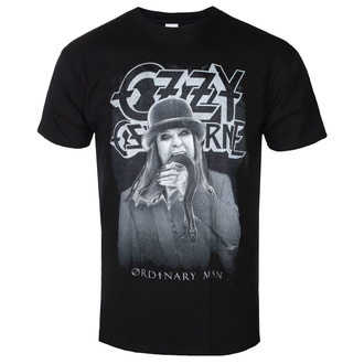 Men's t-shirt Ozzy Osbourne - Ordinary Man Snake Rayograph - ROCK OFF, ROCK OFF, Ozzy Osbourne