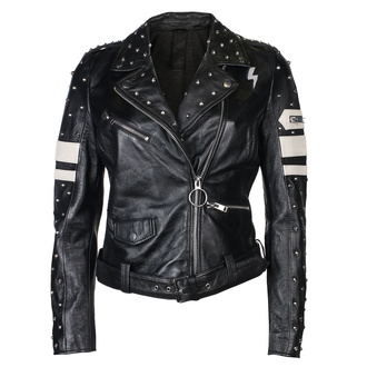 Women's jacket (metal jacket) G2GDevil SF LAROXV - black, NNM