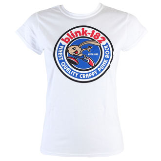 t-shirt metal women's Blink 182 - Bunny Seal - LIVE NATION - PE10249SKWP
