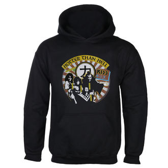 hoodie men's Kiss - Hotter than Hell - LOW FREQUENCY, LOW FREQUENCY, Kiss