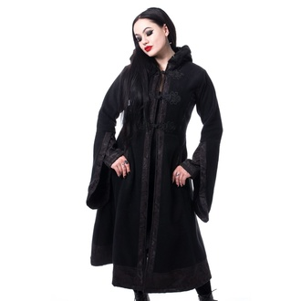 women's coat Poizen Industries - LUELLA - BLACK - POI941