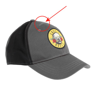 Cap Guns N' Roses - Circle Logo - GNR2TCAP01CB - DAMAGED - MA498