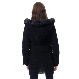 Women's coat VIXXSIN - MACKENZIE - BLACK, VIXXSIN