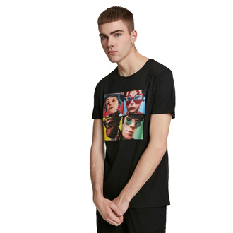Men's t-shirt Gorillaz - 4 Faces - black, NNM, Gorillaz