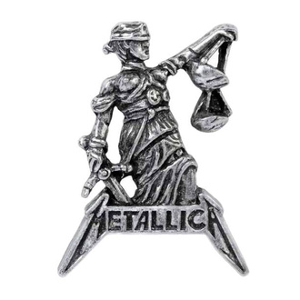 Tack ALCHEMY GOTHIC - Metallica - Judiciary For All, ALCHEMY GOTHIC, Metallica