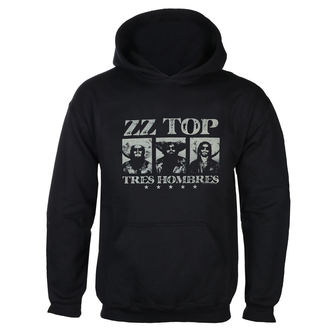 hoodie men's ZZ-Top - Tres Hombres - LOW FREQUENCY, LOW FREQUENCY, ZZ-Top
