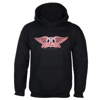 hoodie men's Aerosmith - Logo - LOW FREQUENCY, LOW FREQUENCY, Aerosmith