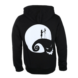 Men's hoodie Nightmare Before Christmas - Oogie Boogie - Black - BILNBC00046-MN-HOOD-BLK