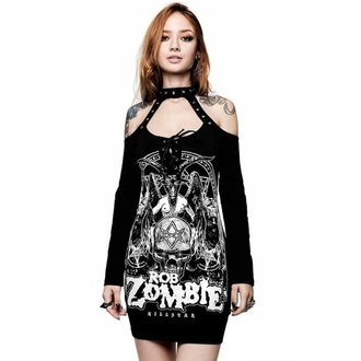 Women's dress KILLSTAR - ROB ZOMBIE - Triumph - BLACK, KILLSTAR, Rob Zombie