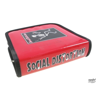 case to CDs BIOWORLD - Social Distortion