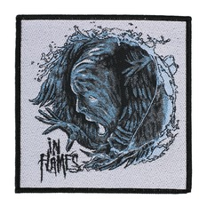 patch IN FLAMES - SIREN CHARMS - RAZAMATAZ, RAZAMATAZ, In Flames