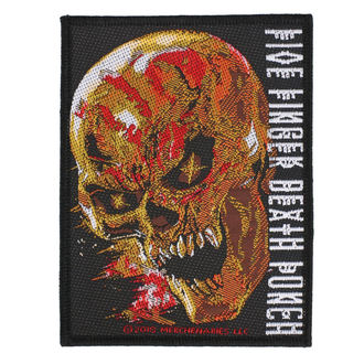 Patch Five Finger Death Punch - And Justice For None - RAZAMATAZ, RAZAMATAZ, Five Finger Death Punch