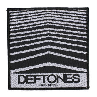 Patch Deftones - Abstract Lines - RAZAMATAZ, RAZAMATAZ, Deftones