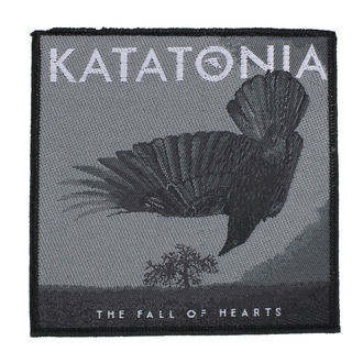 Patch Katatonia - Fall Of Hearts - RAZAMATAZ, RAZAMATAZ, Katatonia