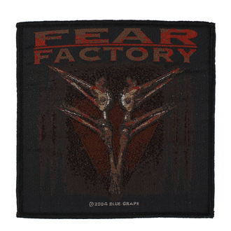 Patch Fear Factory - Archetype - RAZAMATAZ, RAZAMATAZ, Fear Factory