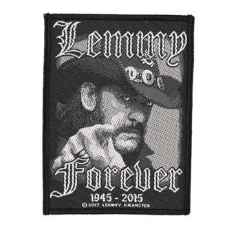 patch Motörhead - LEMMY - FOREVER - RAZAMATAZ - SP2908