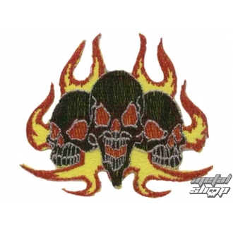 iron-on patch Skull 14 - 67173-938