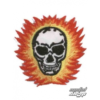 iron-on patch Skull 15 - 67173-910
