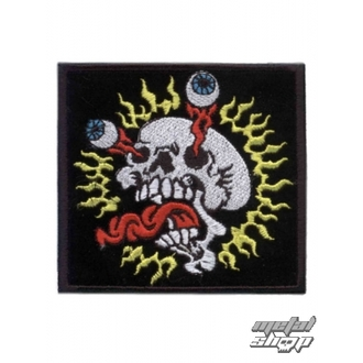 iron-on patch Skull 25 - 67173-025