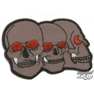 iron-on patch Skull 9 - 67173-937