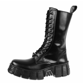boots NEW ROCK - ANTIK NEGRO - TOWER, NEW ROCK