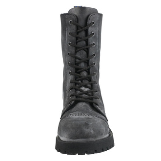 Boots NEVERMIND - 10-hole - Black Anthrax, NEVERMIND