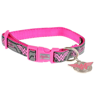 Collar for dog WONDER WOMAN, CERDÁ, Wonder Woman