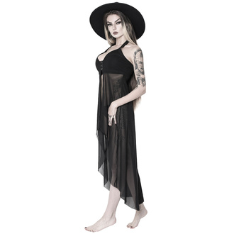 Women's dress (throw over cape) KILLSTAR - On The Eye, KILLSTAR