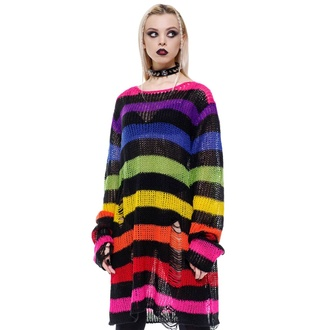 Unisex jumper KILLSTAR - Over The Rainbow, KILLSTAR