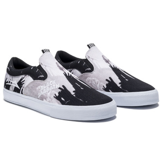 shoes Lakai x Black Sabbath - Master of Reality - Owen WOLF - black white canvas - ms4200232a03-blkwc