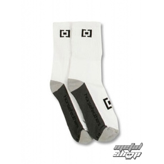 socks Horsefeathers - AXIOM - WHITE