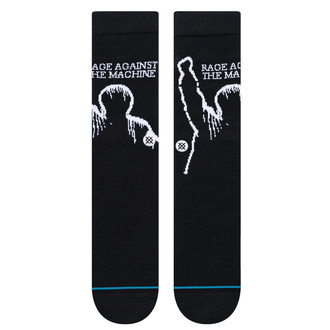 Socks Rage against the machine - BATTLE OF LA BLACK - STANCE, STANCE, Rage against the machine