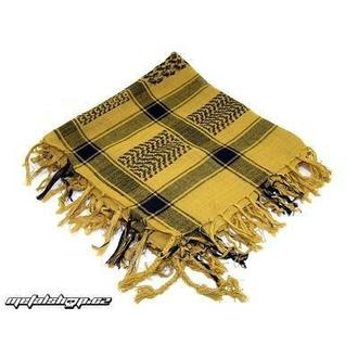 kerchief ARAFAT - palestine - dark yellow 1 - 20018-003