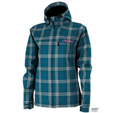 jacket women's spring/fall Horsefeathers - Womens Soft Shell - Parade - Mint