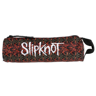 Pencil case SLIPKNOT - PENTAGRAM, NNM, Slipknot
