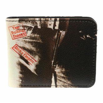 Wallet THE ROLLING STONES - STI CKY FINGERS, NNM, Rolling Stones