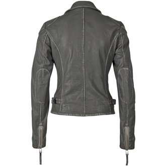 Women's (biker) jacket PGG W20 LABAGV - DARK GREY, NNM