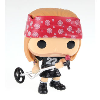 figurine Guns N' Roses - Axl Rose - POP! - DAMAGED, Guns N' Roses